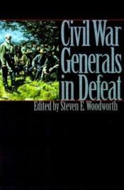 book cover of Civil War generals in defeat by