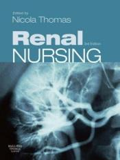 book cover of Renal Nursing by Nicola Thomas