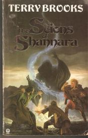 book cover of The Scions of Shannara by Terry Brooks