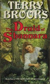 book cover of The Druid Of Shannara (Heritage of Shannara) by Terry Brooks