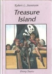 book cover of Priory Classics: Series One: Treasure Island (Priory Classics - Series One) by Robert Louis Stevenson