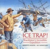 book cover of Ice Trap! by Meredith Hooper
