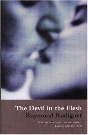 book cover of The devil in the flesh by Raymond Radiguet