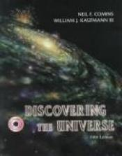 book cover of Discovering the Universe High School Cloth Edition & CD-Rom by Thomas Krause