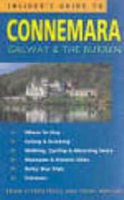 book cover of Insider's Guide to Connemara, Galway and the Burren (Insider's Guides) by Trish Fitzpatrick