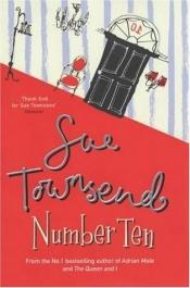 book cover of Number Ten by Sue Townsend