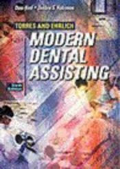 book cover of Modern Dental Assisting Exam Preparation by Doni Bird