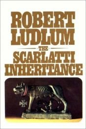 book cover of Den onde Scarlatti by Robert Ludlum