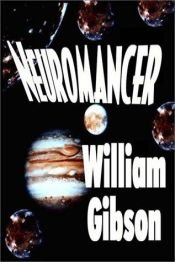 book cover of Neuromancer by William Gibson