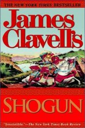 book cover of Shogun: A Novel of Japan by James Clavell