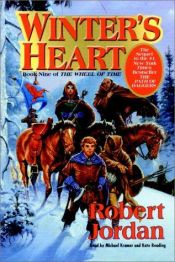 book cover of Winter's Heart by Robert Jordan
