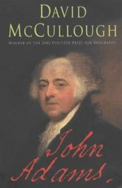 book cover of John Adams by David McCullough