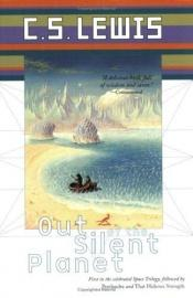 book cover of Out of the Silent Planet by C. S. Lewis