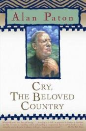 book cover of Cry, the Beloved Country by Alan Paton|Richard Greene
