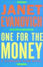 book cover of One for the Money by Janet Evanovich