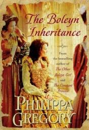 book cover of The Boleyn Inheritance by Philippa Gregory