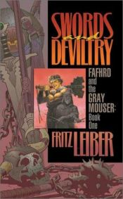 book cover of Swords and Deviltry by Fritz Leiber