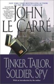 book cover of Tinker, Tailor, Soldier, Spy (film) by John le Carré