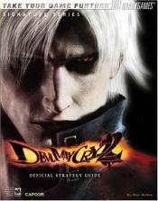 book cover of Devil May Cry 2: Official Strategy Guide by BradyGames