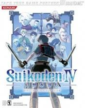 book cover of Suikoden IV Official Strategy Guide by BradyGames