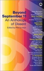 book cover of Beyond September 11: An Anthology of Dissent by author not known to readgeek yet