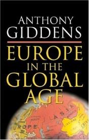 book cover of Europa i globaliseringens tidsalder by Anthony Giddens