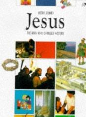 book cover of Jesus: the man who changed history by Meryl Doney