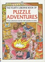 book cover of Fourth Book of Puzzle Adventures (Puzzle Adventures) by M. Burgess