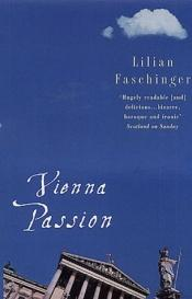 book cover of Vienna Passion by Lilian Faschinger