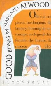book cover of Good Bones by Margaret Atwood