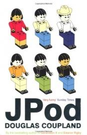 book cover of JPod by Douglas Coupland