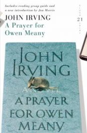 book cover of A Prayer for Owen Meany by John Irving