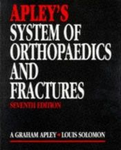book cover of Apley's System of Orthopaedics and Fractures by A.Graham Apley