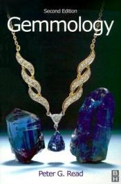 book cover of Gemmology by Peter G. Read