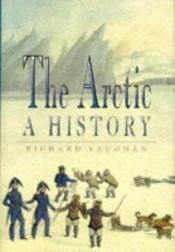 book cover of The Arctic by Richard Vaughan