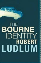 book cover of The Bourne Identity by Robert Ludlum