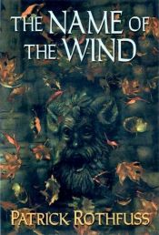 book cover of The Name of the Wind by Patrick Rothfuss