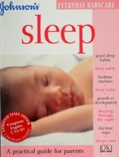 book cover of Sleep (Johnson's Everyday Babycare) by DK Publishing
