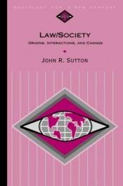book cover of Law by John R. Sutton