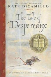 book cover of The Tale of Despereaux by Kate DiCamillo