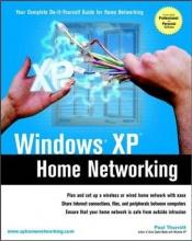 book cover of Windows(r) XP Home Networking by Paul Thurrott