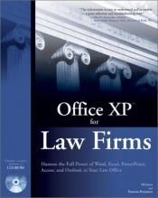 book cover of Office XP for Law Firms by Ed Jones