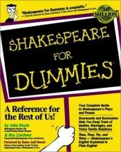 book cover of Shakespeare for Dummies by Ray Lischner|John Doyle