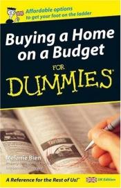 book cover of Buying a Home on a Budget for Dummies by Melanie Bien