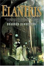 book cover of Elantris by Brandon Sanderson