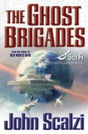 book cover of The Ghost Brigades by John Scalzi