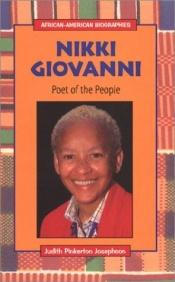 book cover of Nikki Giovanni: Poet of the People (African-American Biographies) by Judith Pinkerton Josephson