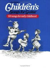 book cover of Children's Songs for Guitar by Jerry Snyder