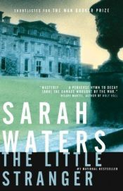 book cover of The Little Stranger by Sarah Waters