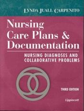 book cover of Nursing Care Plans & Documentation: Nursing Diagnoses and Collaborative Problems by Lynda Juall Carpenito